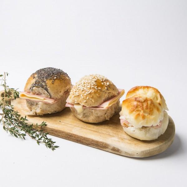 17 Pancitos - Sandwichería 116